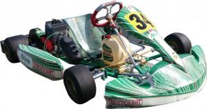 レンタル レーシングカート TONYKART