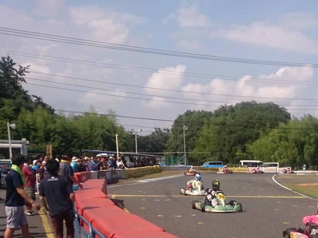 レンタルレーシングカート レース サーキット秋ヶ瀬