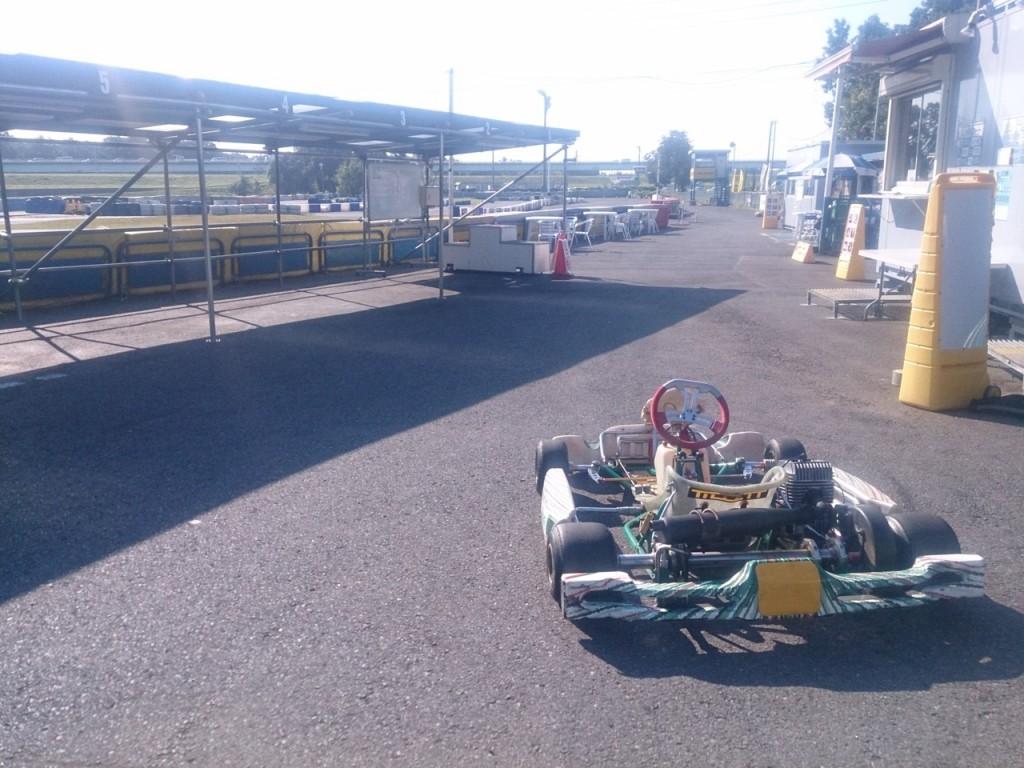 レーシングカート レンタル サーキット秋ヶ瀬