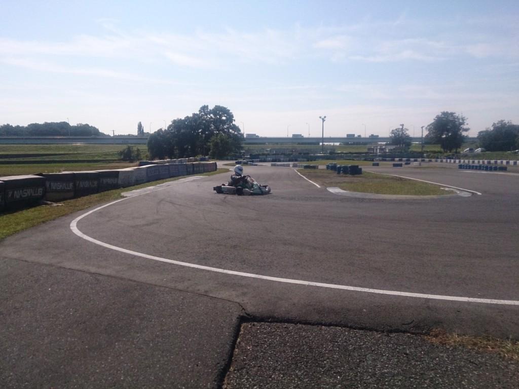 レンタルレーシングカート サーキット秋ヶ瀬