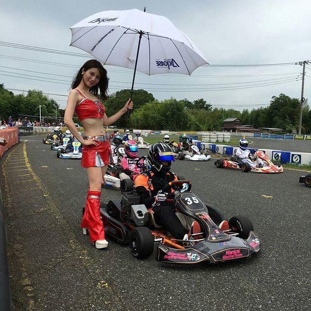 CAカートレースRD5終了!不安定な天気で難しいレース!タイトラまでは絶好調だったけど…また勝てませんでしたが、また表彰台、入賞はしてもらいましたドライバーの皆様お疲れ様でしたお手伝い本当に助かりました!!ありがとうございます#モータースポーツ #レーシングカート #カートレース