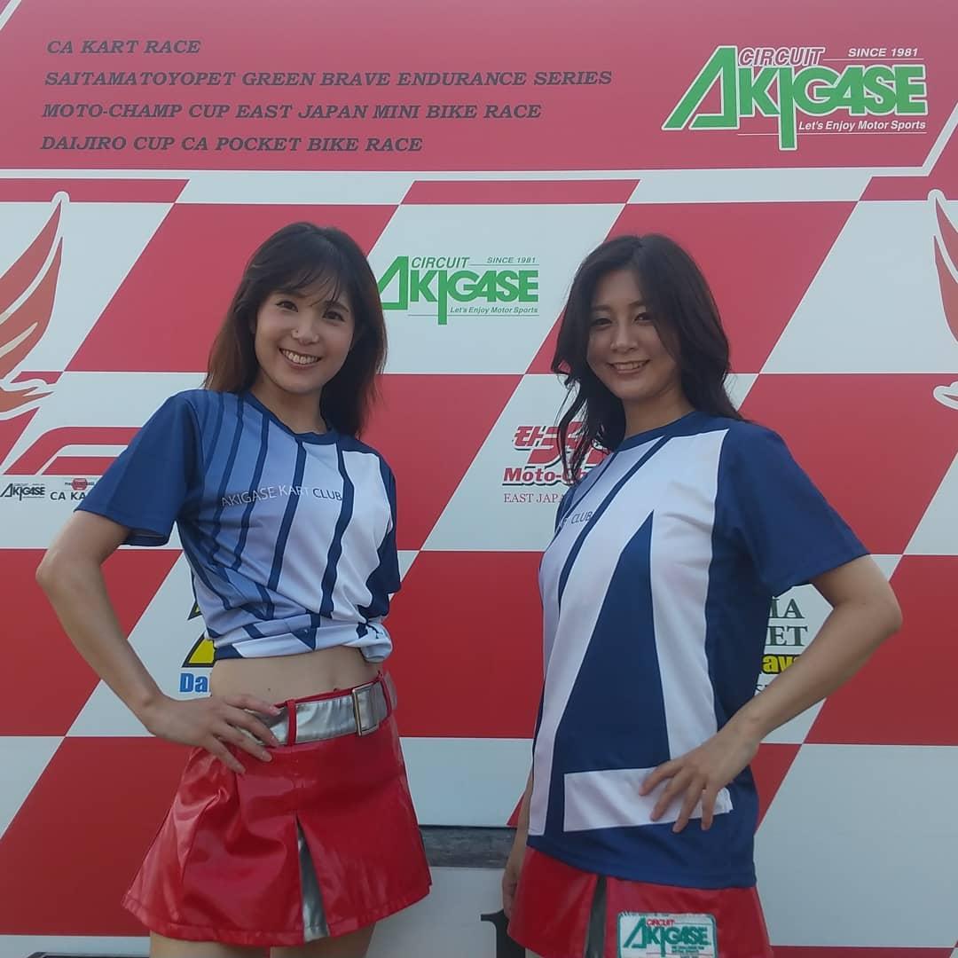 アキガセカートクラブの新作Tシャツ!#モータースポーツ#レーシングカート#サーキット#デカロゴ